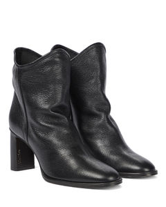 Bly leather ankle boots