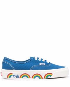 Authentic 44 DX Anaheim Factory rainbow-print sneakers