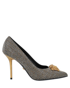 shine rubber ankle boot