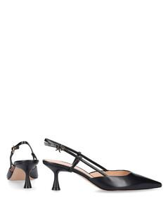 White leather sneakers White Prada Donna