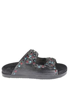 25mm Tamara Leather Tall Boots