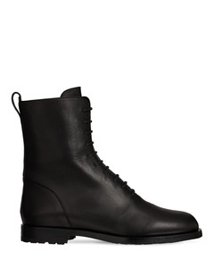 20mm Planigia Leather Ankle Boots
