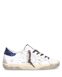 Low-Top Sneakers SUPER STAR calfskin