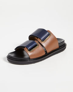 Fussbett穆勒凉鞋