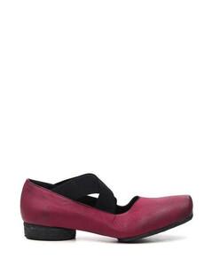 Flat toe ballerina