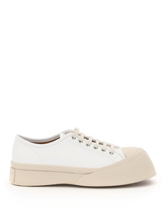 PABLO LEATHER SNEAKERS