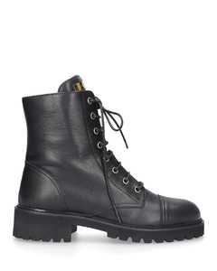 Ankle Boots COMBAT 25 calfskin