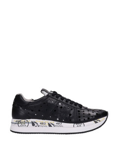 Track Clearsole Sneakers in Light Blue Neoprene