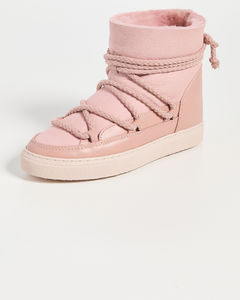 Leather Aspide Diamond Ankle Boots 25