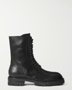 Alec Leather Ankle Boots
