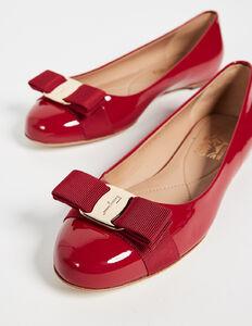 Varina平底鞋