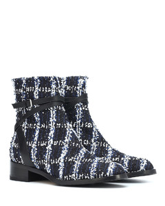 Exclusive to Mytheresa–Harris 35 tweed ankle boots