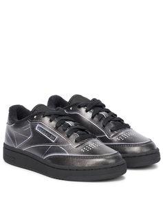 x Reebok Club C皮革运动鞋