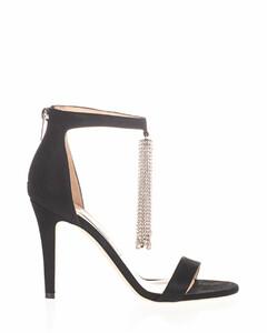 Viola 100 sandals in black