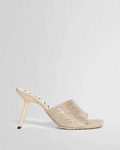 V-10 Leather White Black