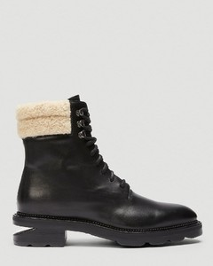 Andy Shearling Hiker Boots