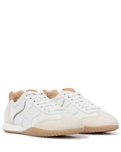 Hyperactive皮革运动鞋