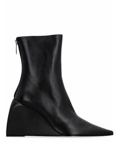 Dolls Wedge Boots