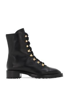 Sandals ECLYPSE patent leather white