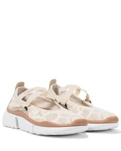 Sonnie蕾丝芭蕾运动鞋