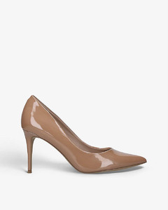 Basket Low Cupsole Trainer - White