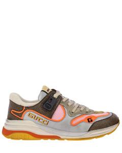 Ultrapace Ladies Grey Tejus Printed Sneakers
