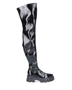 'Monolith' Pointed Boots