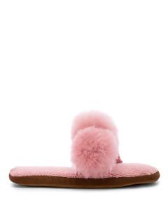 TRIPLE POM涼鞋