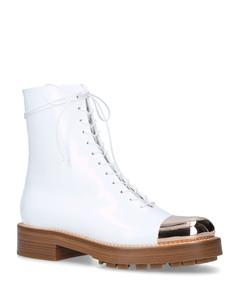 Leather Riccardo Boots