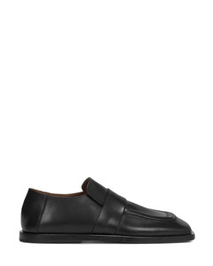 Zilo low-top leather trainers