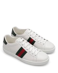Crocodile sneakers