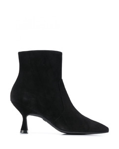 Melena Leather Ankle Boots