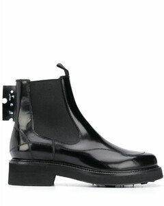 Leather Chealsea Boots