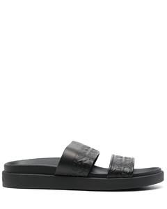 Open-Toe Platform Boots