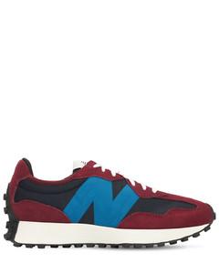 327 Suede & Mesh Sneakers