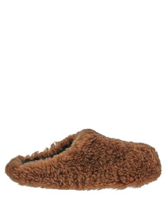 Ankle Boots Bertine in Brown Leather