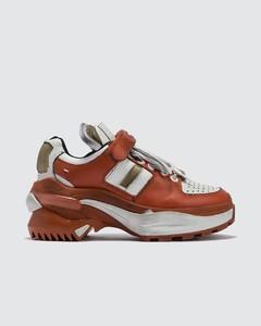 Artisanal Sneakers Laminated Woven