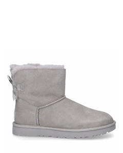 Ankle Boots Grey MINI BAILEY BOW II