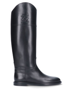 'Karligraphy' boots