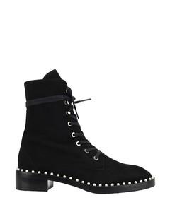 Sondra Combat Boots