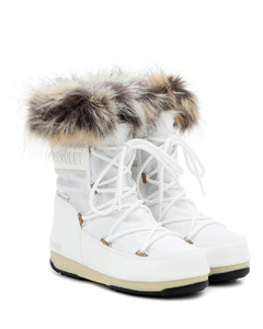 Monaco Low WP 2雪地靴