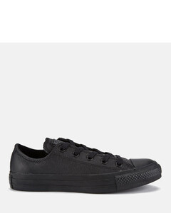 Chuck Taylor All Star Ox Trainers - Black Mono
