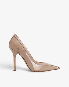 H283 Low-Top Platform Sneakers