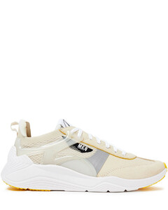 Woman Gishiki Suede And Mesh Sneakers