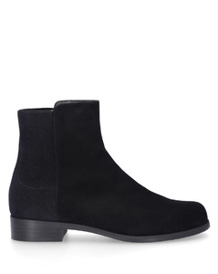 Ankle Boots EASYON suede black