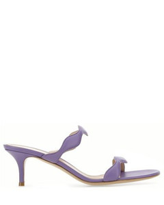 Leather rider boots