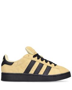 Lamsy皮革靴子