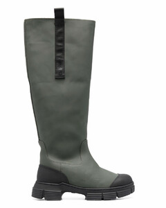 Iliana Square Long- Boots/Black