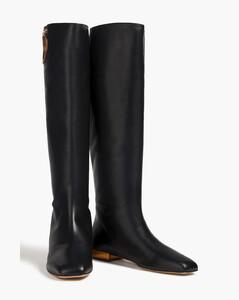 Vieira Orlato Patent Leather Sneakers