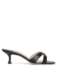 Callamu 50 leather mule sandals
